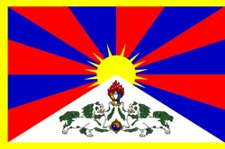 Flag of Tibet